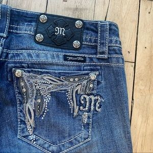 Miss Me Jeans The Buckle Easy Boot